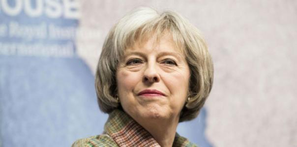 特蕾莎6月将公布英国脱欧白皮书 英镑未来前景不明