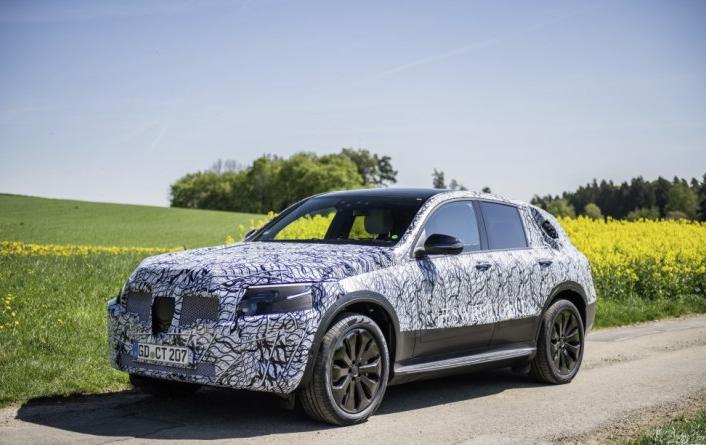 奔驰宣布SUV车型EQC将会在2019年正式发布