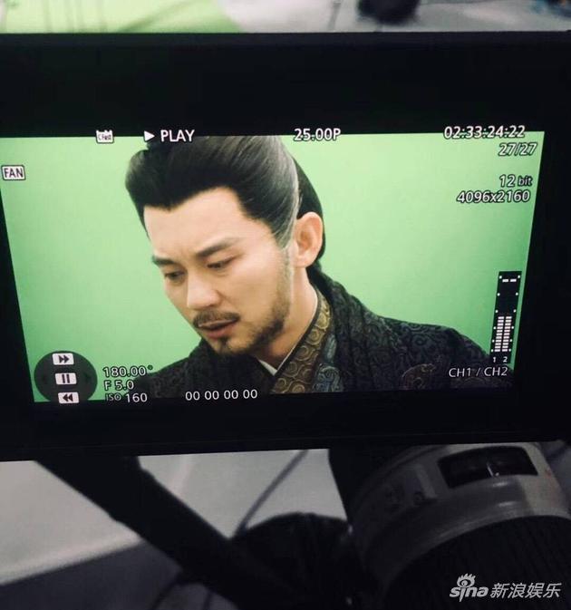 《巴清传》疑似李晨紧急救场替换原男主高云翔的角色