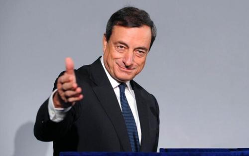 欧央行已近资产购买终点 德拉基可暂松一口气