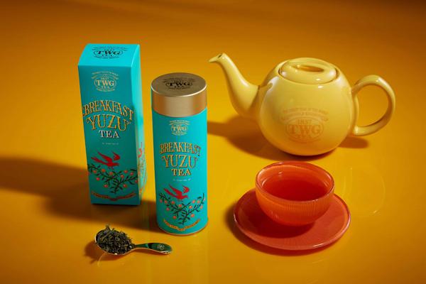 TWG Tea首次亮相西安SKP商场