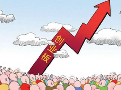 三大股指全天表现低迷 创业板跌幅0.84%
