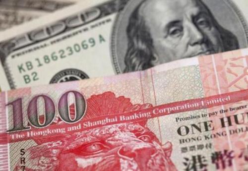 出手了!金管局买入47.89亿港元捍卫联系汇率