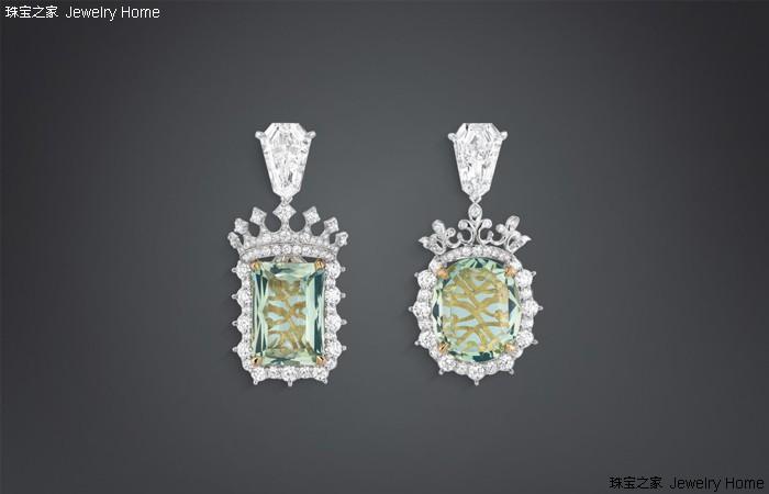 Dior全新高级珠宝系列 揭秘凡尔赛宫及其典雅花园背后的秘密