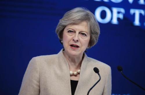 特蕾莎脱欧法案碰一鼻子灰 多家机构看跌英镑