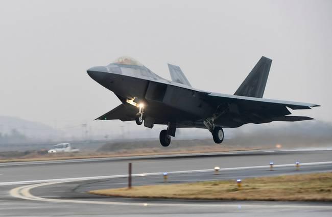 美韩军方联合发声 此次演习将持续至25日