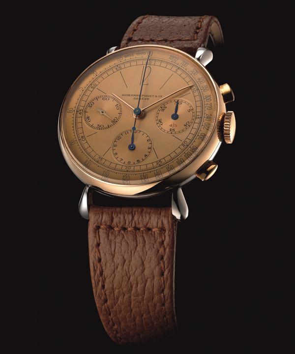 爱彼宣布品牌首部复杂功能腕表专著隆重问世