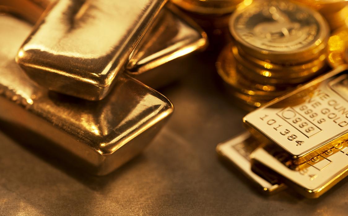 多头上攻阻力重重 现货黄金何时止跌回升?