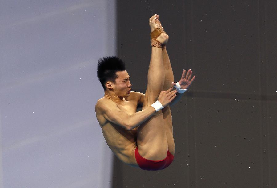 中国跳水世界杯16人名单出炉
