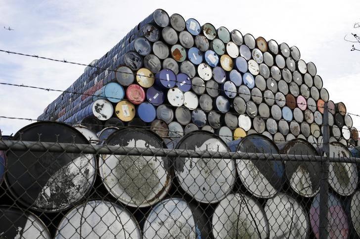 原油月线实现三连涨 油价格能否突破72压力线?