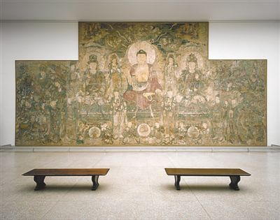 大都会艺术博物馆里的中国风