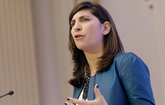 纽交所首位女总裁 周五开始履行新职位
