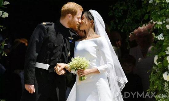 英国新王妃的婚纱为何选用法国奢侈品牌Givenchy