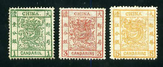 大龙邮票收藏价值高不高?