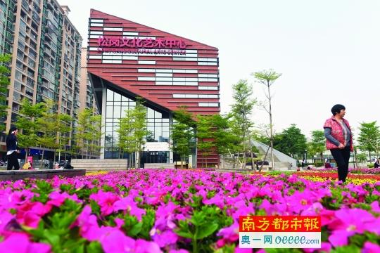 深圳西北部打造集文化旅游于一体的琥珀小镇