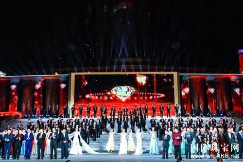 金伯利钻石23周年庆典在上海举行