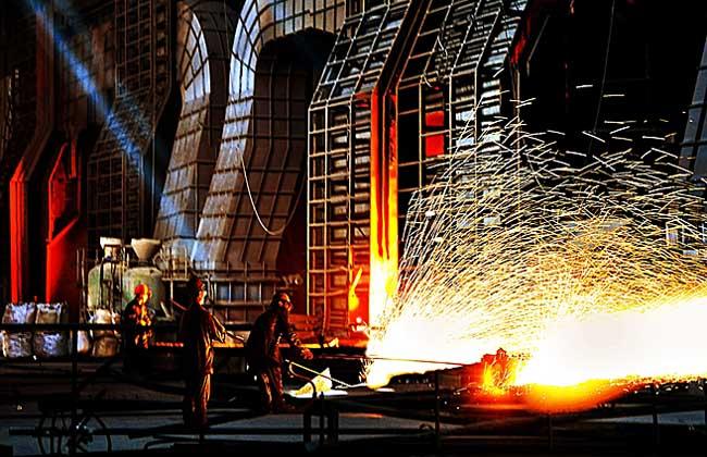2018年1—4月钢铁等行业利润大幅增长