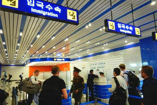朝鲜核试验列车 坐11小时火车换汽车再爬山