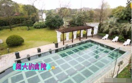 沈梦辰上海豪宅曝光 真的是太有钱了