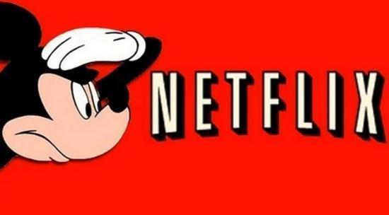 Netflix市值一度超越迪士尼 成为全球最具价值纯媒体公司