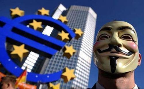 """欧元""""救星""""来了!欧洲央行或有大动作?"""