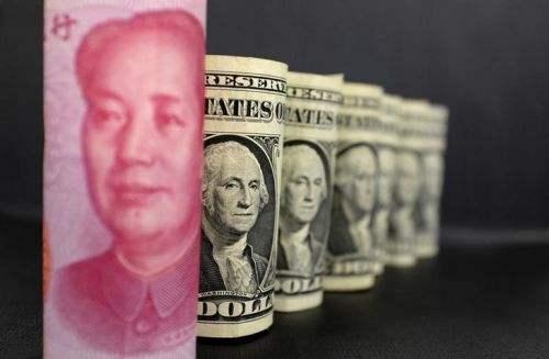 美元升势迅猛 人民币仍不乱阵脚底气足!