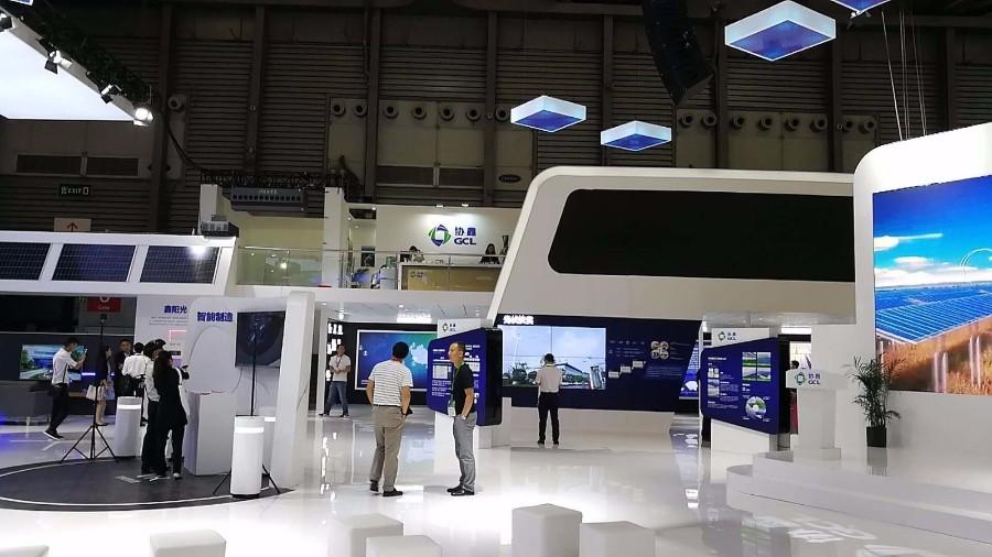 上海SNEC第二天直播丨瞄准高效产品 五大企业各显其能