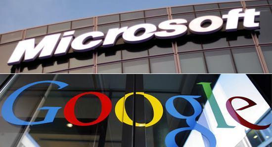 微软市值达到7490亿美元超越谷歌 成全球第三大上市公司