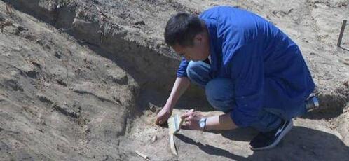 北庭故城遗址最大一次考古发掘启动