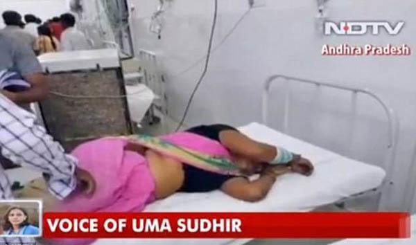 印度摩天轮翻覆 一名10岁女童死亡