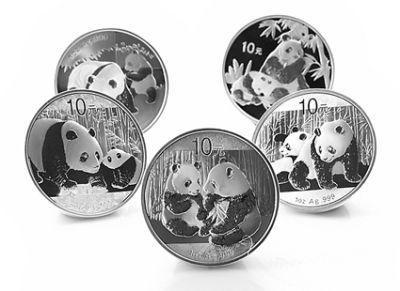 招行六月首发功夫熊猫十周年纪念币章套装
