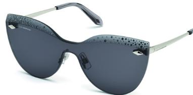 AtelierSwarovski以品牌核心首饰系列─Moselle及Nile为灵感 首次推出眼镜系列