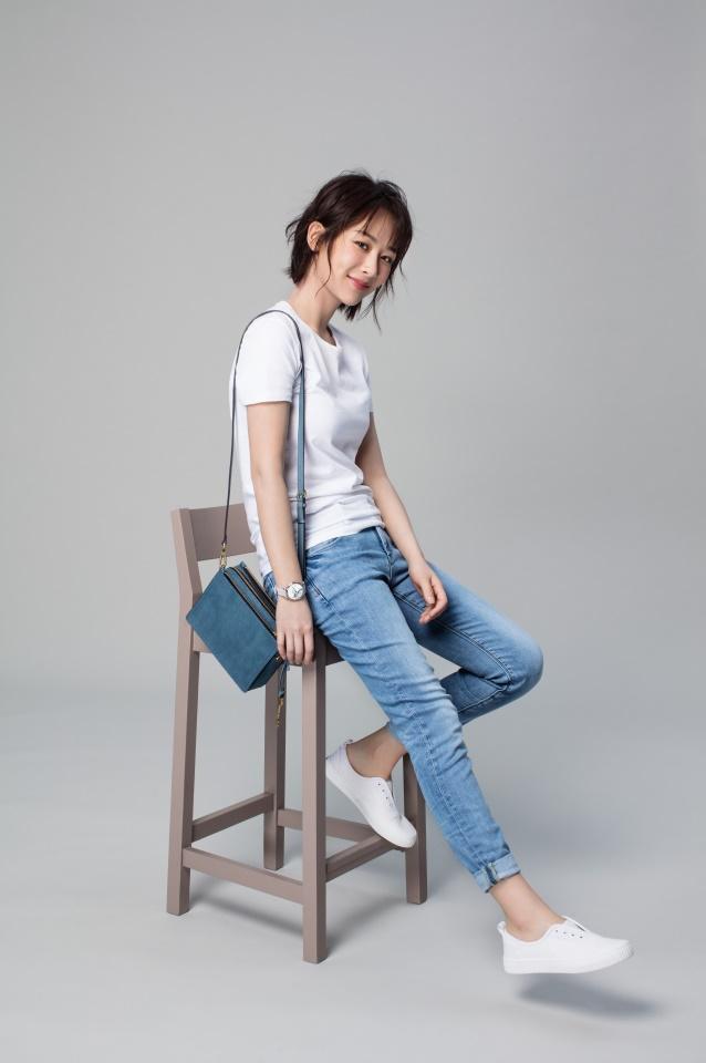 90后实力女演员杨紫成为Fossil全球形象代言人