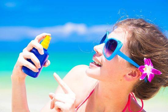 夏天防晒的正确步骤