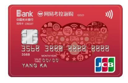 <b>光大网易考拉海购信用卡介绍</b>
