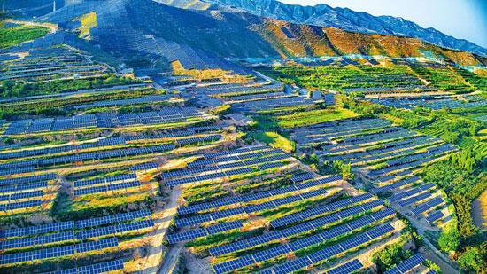 中国光伏技术革新助力全球清洁能源替代