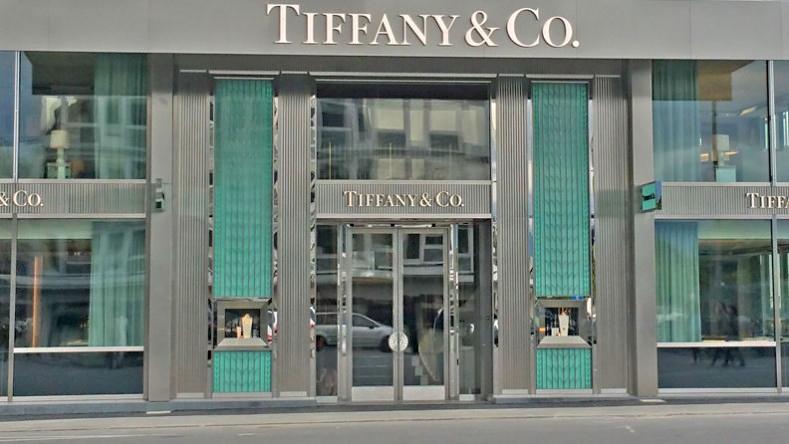进入2018 Tiffany振作起来了