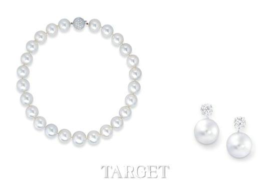 格拉夫优雅珍珠首饰:力臻完美 打造最奢华动人的珠宝