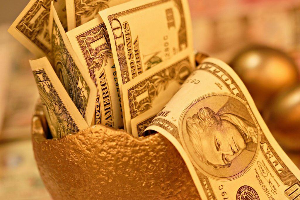 """6月美联储利率决议后 黄金将和美元""""比翼双飞""""?"""