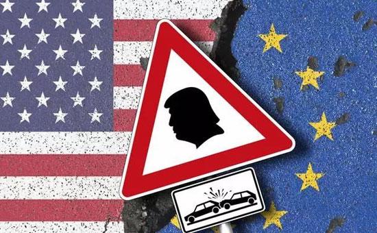 """美国遭遇""""复仇者联盟"""" 欧元多头惊喜返场!"""