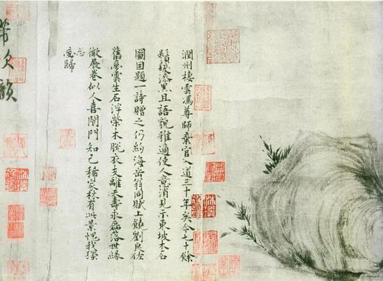 佳士得征得苏东坡画作 估价最少HK$4.5亿