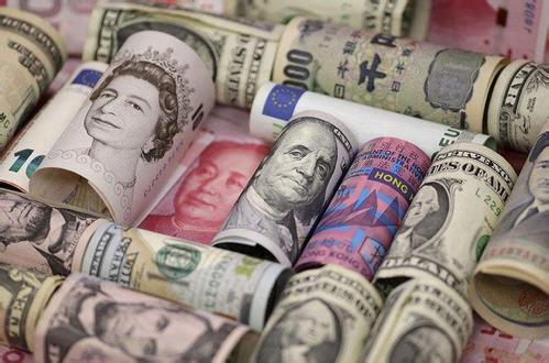 非美货币今日短线走势分析
