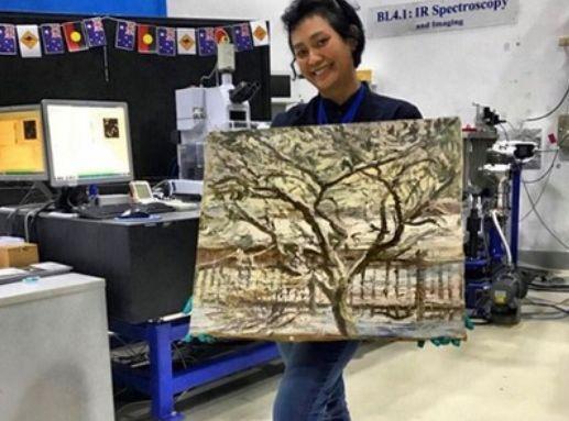 200元买回来的旧画竟是梵高真迹