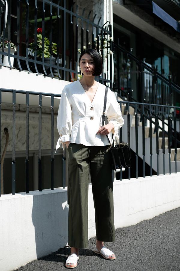 更适合亚洲妹子的日系穿衣风格 随意舒适风格娇柔又不做作