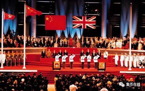 20年前香港回归纪念币 价格可谓惨不忍睹