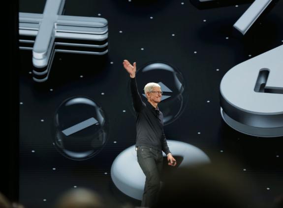 苹果开发者大会 重点推进软件和服务升级的战略方向