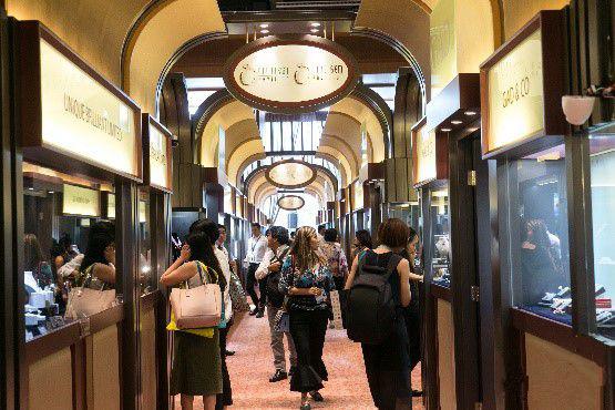 香港珠宝首饰展览会 一场无与伦比的视觉盛宴