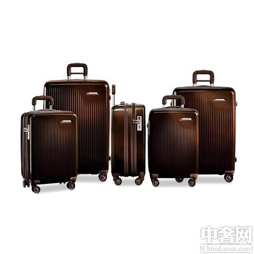 美国箱包品牌U.S. Luggage推出Sympatico CX™落日红系列