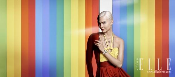 施华洛世奇2018彩虹系列 展现女性在爱情中最动人的一面