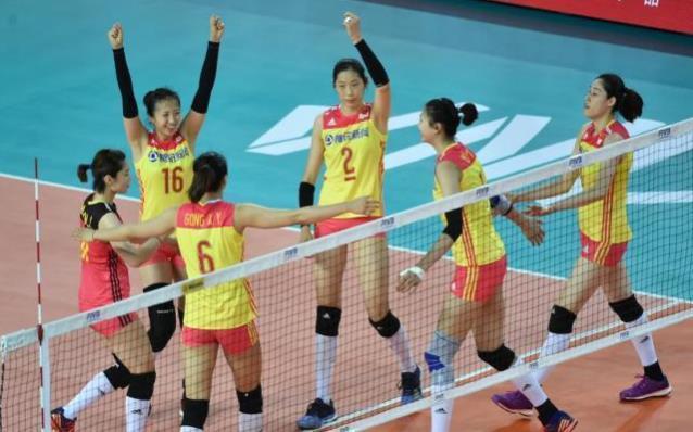 中国女排3-0俄罗斯 比分足以说明一切!